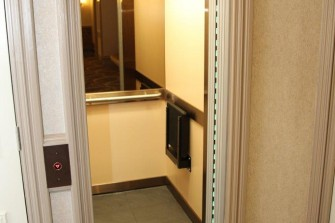 New Lift inside